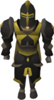 Elite Black Knight (NPC) old