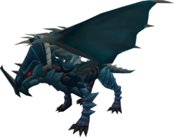 Elite rune dragon (armoured)
