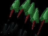 Emerald bakriminel bolts (e)