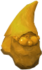 Golden Gnome chathead