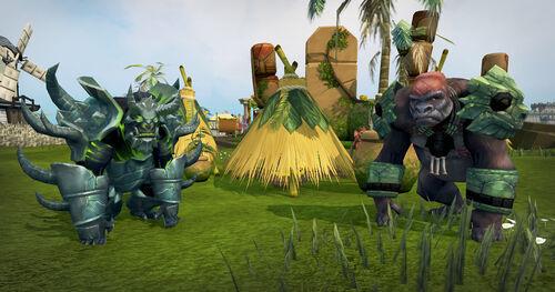 Gorilla pets news image