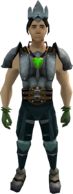 Medium task set equipped (male)