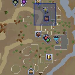 Sumona mapa
