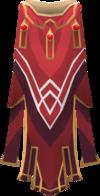Capa da Perfeição com Capuz detalhe