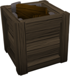Crate of hammers