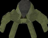 Crypt spider