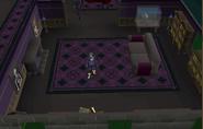 Death's mansion living room (2007)