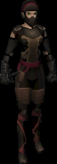 Death Lotus assassin female