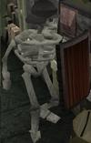 Esqueleto corpo a corpo