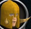 Golden Torag's helm chathead