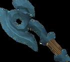 Rune hatchet detail