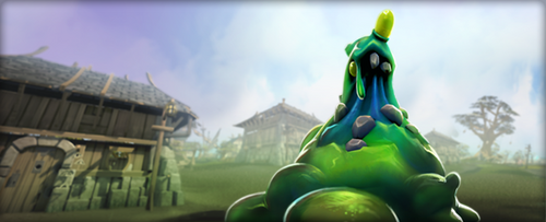 Slime is of the Essence update post header