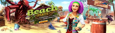 Summer Beach Party 2016 head banner