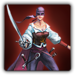 Swashbuckler outfit icon (female)
