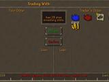 Trade limit