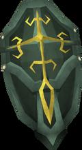 Adamant kiteshield (g) detail