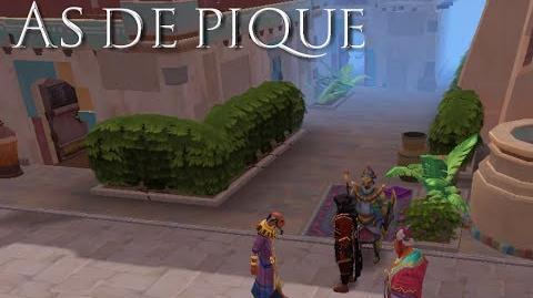 As de pique (Quête) - RuneScape 3