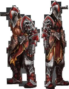 Battlegear concept art