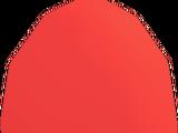 Bird's egg (red)