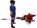 Dragon battlestaff equipped.png