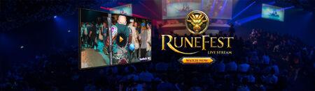RuneFest 2017 Live head banner