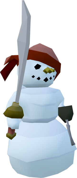 Pirate Snowman Runescape Wiki Fandom Powered By Wikia
