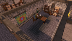 Warriors' Guild Potion Shop