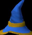 Wizard hat (g) detail