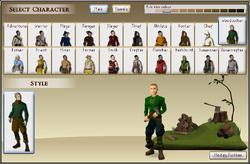Woodcutter class