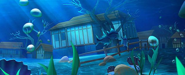 Beneath Cursed Tides update post header