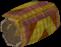 Carpet barrel detail