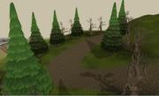 Prifddinas northen woodland