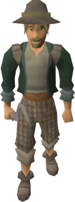 Villager (The Battle of Lumbridge)
