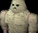 White golem