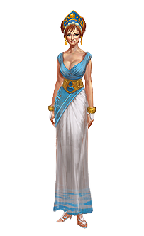 Ancient outfit (female) news image