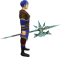 Attuned crystal halberd equipped.png