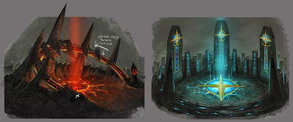 Battle of Lumbridge minion portals