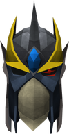 Full slayer helmet (e) (yellow) detail