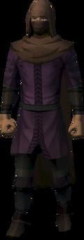 Mysterious person (Zamorakian)