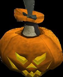 Pumpkin penguin