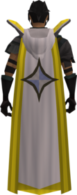 Retro hooded prayer cape (t) equipped