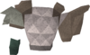 Third-age range top detail