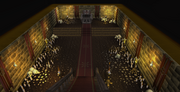 Count Draynor's tomb