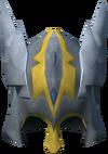Eir's helmet detail