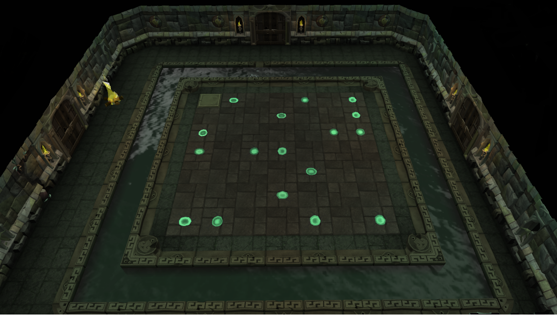 Dungeoneering Puzzles Runescape Wiki Fandom Ed By Wikia