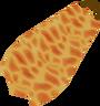Fire cape detail