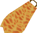 Fire cape