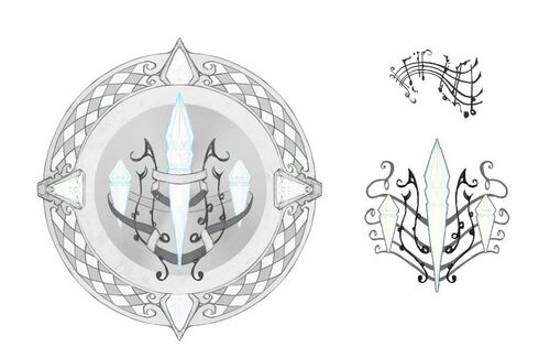 Ithell symbol concept art