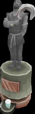 Radigad Ponfit statue