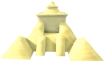 Sand Pyramid 2
